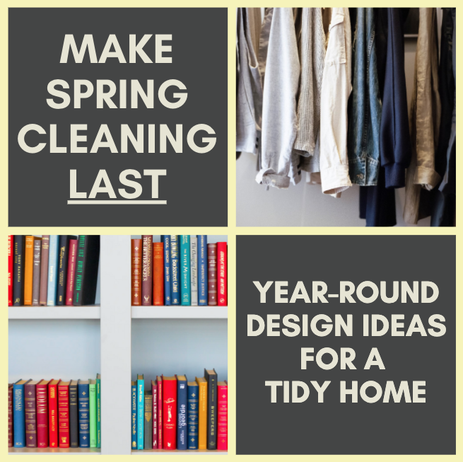 Spring Clean Title Image