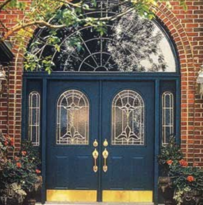 Steel Entry Door Adds Curb Appeal