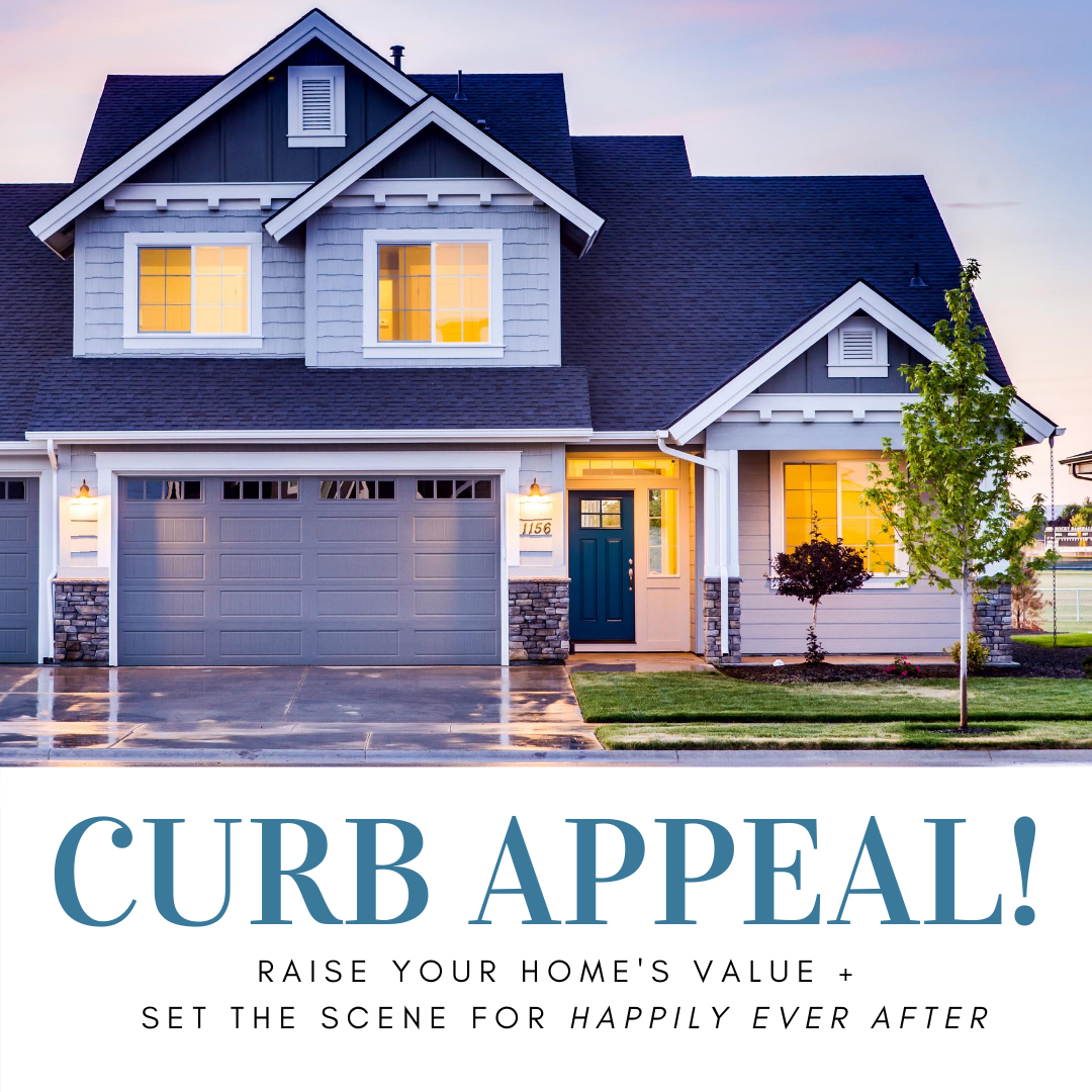curb appeal title image