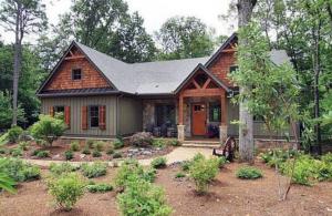 cedar and siding exterior remodel