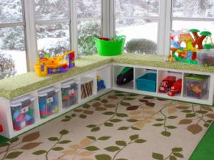 playroom sunroom
