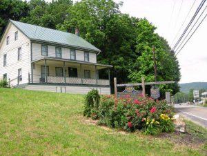 Historic Pennsylvania Nutting Hall