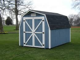 Shed for homesteading