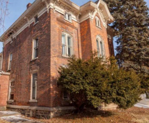 Historic Brick Home
