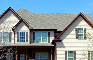 3-tab shingle roof