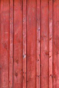 Barn styled board and batten